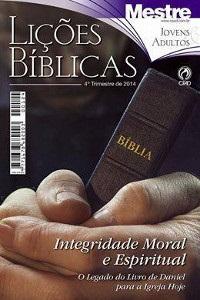 Lições Bíblicas CPAD - 4º Trimestre de 2014